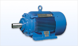 大型、中型モーターのシャフト部分を弊社で加工しております。そのモーターが風力発電、水中ポンプ、新幹線のモーターとして使われています。